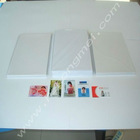 200*300mm,Instant white pvc sheet(Inkjet Printable for Epson printer)