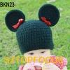 Lovely Animal shaped baby crochet beanies