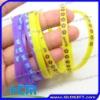 Scalar silicone energy bracelet