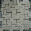 Travertine mosaics