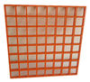 high strength fiberglass composite gully grating