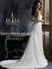 2011 Anti-Static Elegant Wedding Dress n2062