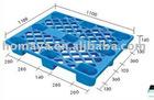 Plastic pallet single side 500kg