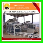 Hollow Block Machine QFT6-16