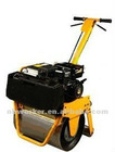 WKR180 walk behind road roller Powered by Honda GX 160