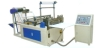 Automatic Hot sealing cold cutting Bottom Sealing Plastic bag Making Machine