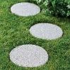 Granite Round Stepping Stone