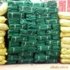 Green HDPE building safety mesh