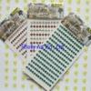 Crystal Bling Bling Rhinestone Car Sticker/Rhinestone Cellphone Sticker