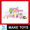 Hot Sale Doll House Set with Accessory