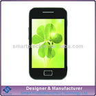 3.5 inch cheap Dual Sim Card TV mobile phone s5830, android smartphone