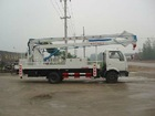 Dongfeng Kangba aerial working truck