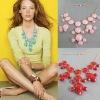 Fashion color bubble necklace custom-made wholesale