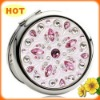2012 factory direct sale 65cm 103g diamond make up mirror