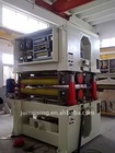 Double decks sanding machine