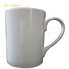10oz Fine bone china mugs coated for sublimation transfer print