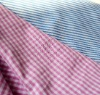 polyester/cotton yarn dyed poplin fabric for home textile