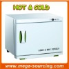 Hair Beauty Salon Hot and Cold Tower Cabinet