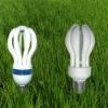 cfl energy saving lotus lamp