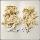 Loutoff synthetic hair pieces MOLLY-24BT613