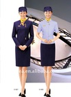 Stewardess Airline Uniform for stewardess(AL-015)