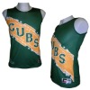 Lady's Sublimated Track Jersey