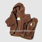 cheap Brown Active Sportswear and Jacket for Dog