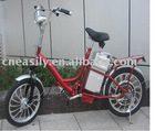 electric bicycle with pedaling assistant system(PAS)