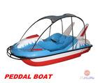 Peddal boat/Houseboat/yacht