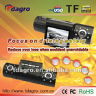 TDA-675 Car DVR Dual / Car Camcorder