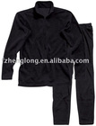 Men's winter fashion fleece garment