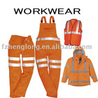 hi visibility safety workwear uniform Appearel