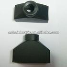 black ecu female rubber cover