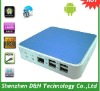 Supply 2012 web browser google tv box WIFI Rockchip2908