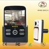 Security door bell camera
