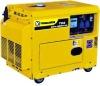 YDS 5000(E)(W) series gasoline generator