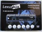 South America HD DVB-C Lexuzbox F90 decoder FOR N3