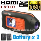 1080p HD Helmet camcorder SPORT CAM action camera DVR