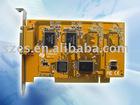 DVR board of H.264 30fps Half D1 resolution