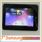 "7"" Tablet pc Mid Android 2.3 Capacitive Tablet pc"