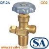 QF-2A carbon dioxide cylinder valve