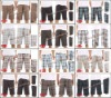 Men's yarn dyed plaid walk shorts