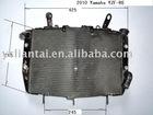 curve radiators for Yamaha YZF R6