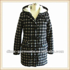 Sherpa fleece ladies winter coats