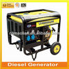 4.5 KW High Quality Recoil Electric Start Diesel Generator