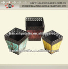 LX1210506 Lianxing New Series Metal Flower Pot
