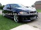 E90 3 Series R style auto bumper body kit
