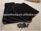 car floor mat fasteners/car floor mat clips/plastic clamps