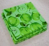 microfiber printed glass cleaning cloth