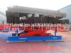 2012 China ISO 9001:2008 scissor lift used boom lift